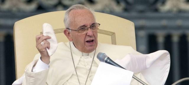 Grazie, papa Francesco!