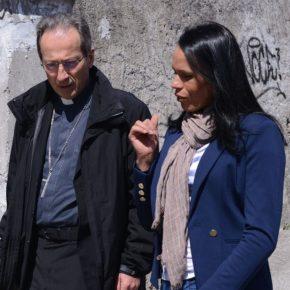 A passeggio col Vescovo