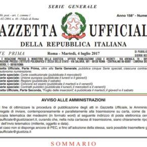 Riforma dell'ordinamento penitenziario: pubblicati in Gazzetta Ufficiale tre decreti legislativi. Entreranno in vigore il 10 novembre 2018.