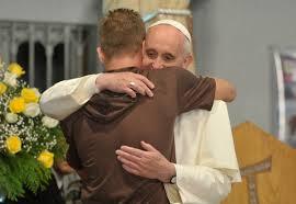 Il Papa oltre le sbarre