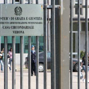 Appello del senatore D'Arienzo per il carcere di Montorio