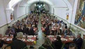 """Verona: 50 anni de """"La """"Fraternità"""", cena speciale con i detenuti, il vescovo Zenti e l'imam"""